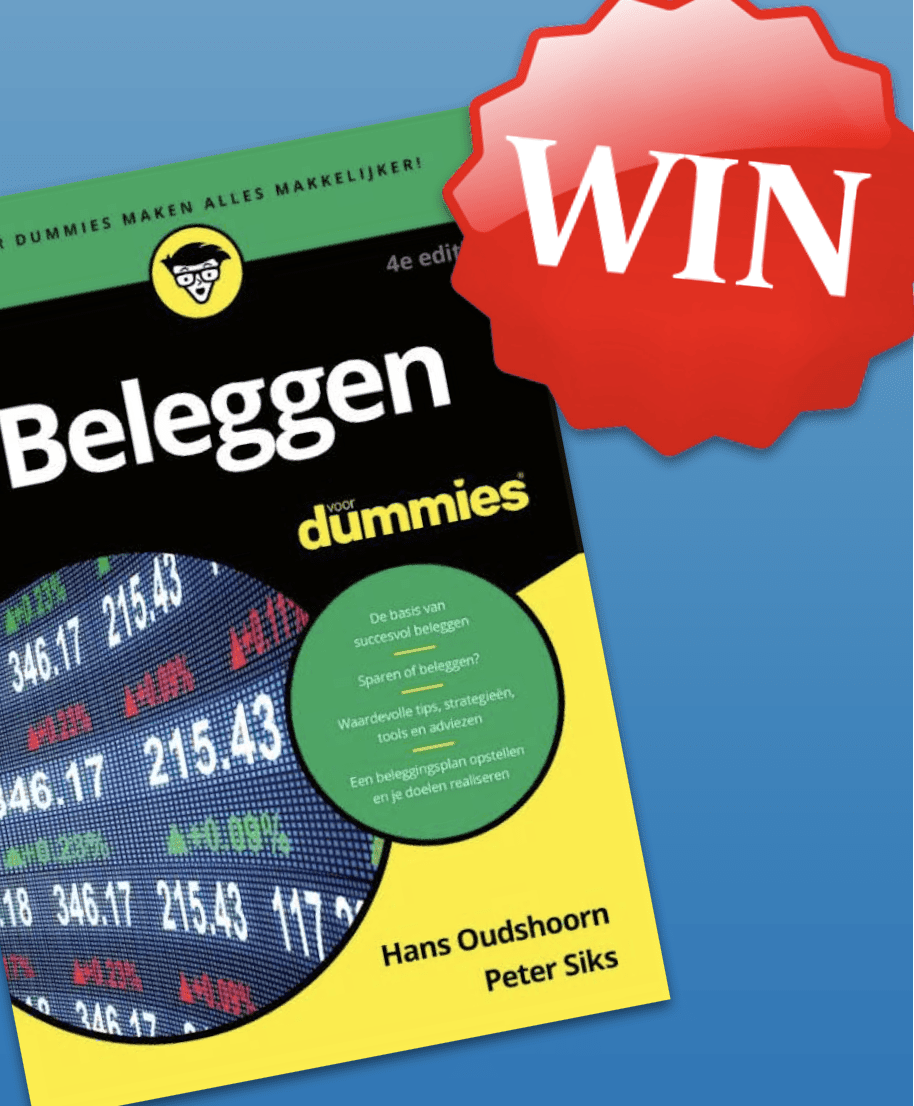 Beleggen Voor Dummies Ebook