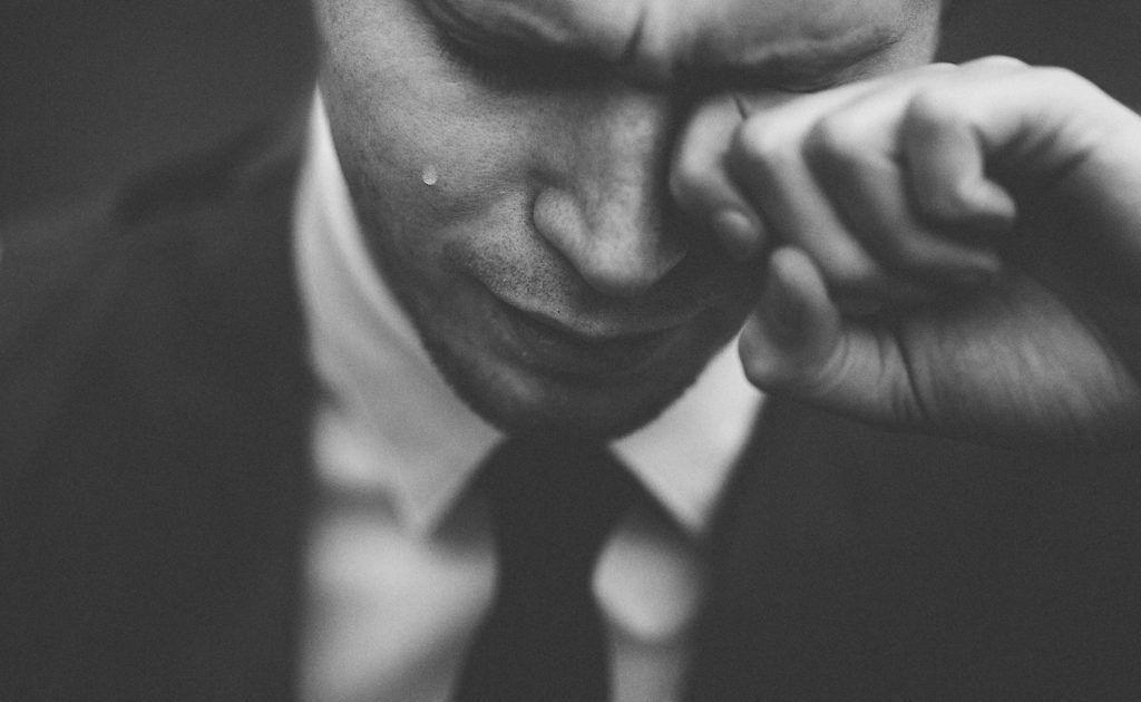 Emoties belegger